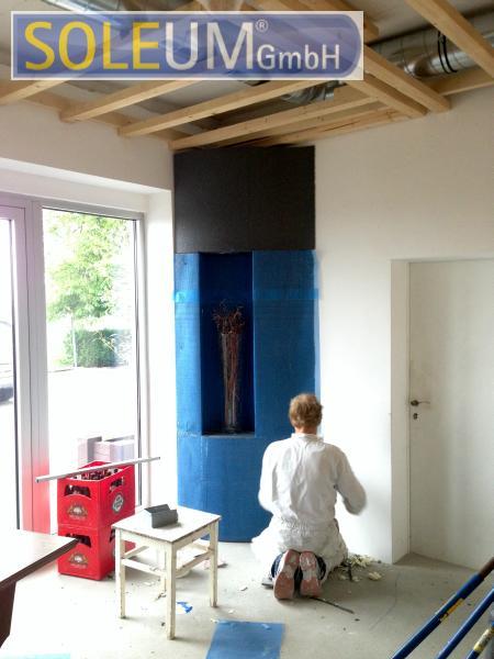 trockenbau nische awesome im dachboden gings mit dem ausbau los with trockenbau nische. Black Bedroom Furniture Sets. Home Design Ideas